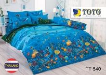 Bộ drap bọc nhập khẩu Thái Lan TOTO TT540 (180 x 200 cm)