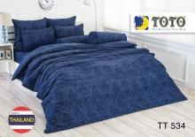 Bộ drap bọc nhập khẩu Thái Lan TOTO TT534 (180 x 200 cm)