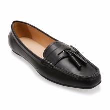 Giày mọi đính nơ S19268 - đen