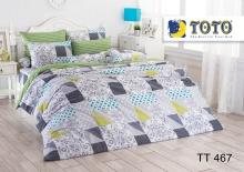 Bộ drap bọc nhập khẩu Thái Lan TOTO TT467 (180 x 200 cm)