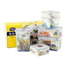 Bộ hộp nhựa 6 sản phẩm Lock&Lock - HPL818SHP