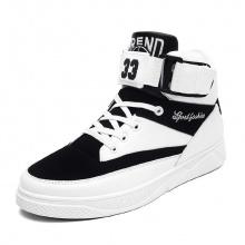 Rozalo RM2333 giày boot nam kiểu thể thao cổ ngắn có đai cổ