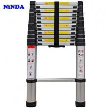 Thang nhôm rút Ninda ND-38 cao 3m8