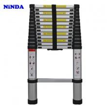 Thang nhôm rút Ninda ND-44 cao 4m4