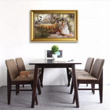 Tranh con hổ đẹp W846 Size XL