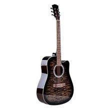 Đàn guitar acoustic Vines VA4130BKS