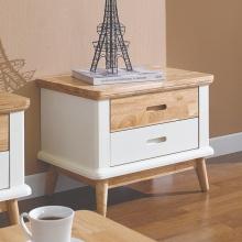 Tủ ngăn kéo Canna 2 hộc gỗ cao su - Cozino