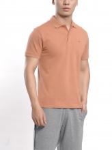 Áo polo shirt APS002S7 màu nâu