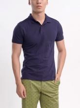 Áo polo shirt Aristino APS009S7 màu xanh tím than