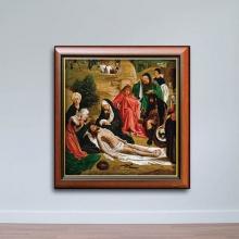 Tranh treo tường tôn giáo - tranh chúa Giêsu W585