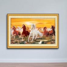 Tranh con ngựa - Tranh Mã đáo thành công W646