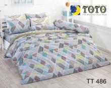 Bộ drap bọc nhập khẩu Thái Lan TOTO TT486 (180 x 200 cm)