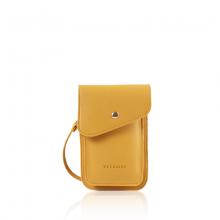 Túi điện thoại Verchini màu vàng 007241