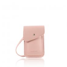 Túi điện thoại Verchini màu hồng 007236