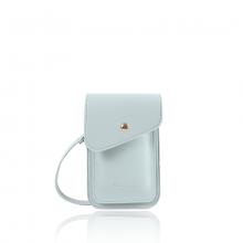 Túi điện thoại Verchini màu xanh ngọc 007242