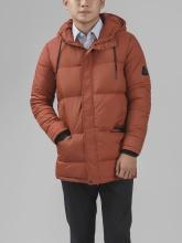 Áo jacket woven Aristino AJK019W7 màu nâu