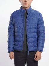 Áo jacket woven Aristino AJK021W7 màu xanh tím than
