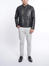 Áo jacket woven Aristino AJK025W7 màu đen