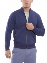 Áo jacket  Aristino AJK033W7 xanh tím than