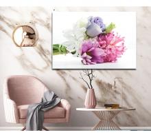 Tranh canvas treo tường- Tranh bó hoa 1T4060