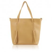 Túi xách thời trang Verchini màu vàng 010434