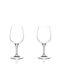 Ly rượu vang thủy tinh chịu lực Duralex Amboise trong 360 ml (bộ 2)