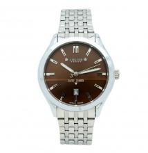 Đồng hồ nam Julius JAH-086 JU1099 (bạc mặt nâu)