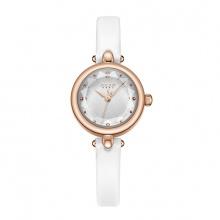 Đồng hồ nữ JA-1080 Julius Hàn Quốc dây da