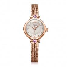 Đồng hồ nữ Julius Hàn Quốc dây thép ja-1010 ( 5 màu)