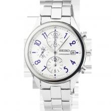 Đồng hồ nữ dây thép không gỉ chống nước Seiko SNDV95P1