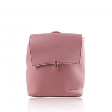 Balo thời trang Verchini màu hồng ruốc 004530