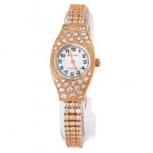 Đồng hồ nữ chính hãng Royal Crown 2502 dây đá vỏ vàng hồng