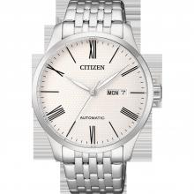 Đồng hồ thời trang nam dây thép không gỉ chống nước Citizen NH8350.59A