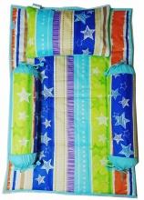 Bộ 4 món ga gối Sleep Baby - Colorful Stars