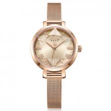Đồng hồ nữ Julius Hàn Quốc dây thép JA-1019 (5 màu)