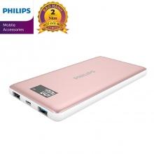 Pin sạc dự phòng Philips DLP2109GR 10000mAh tích hợp màn hình LED