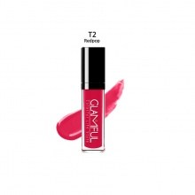 Son Tint Glamful Glam son môi dạng nước màu hồng cánh sen - T2