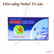 01 Nobel trí não