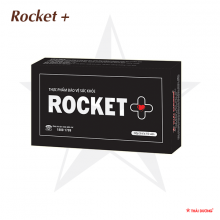 Rocket Plus - Tăng khả năng sinh lý nam giới