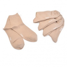 Combo 5 đôi vớ nữ dạng trung màu da - Viết Minh