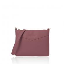 Túi thời trang Verchini màu hồng ruốc 02004131