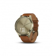 Đồng hồ thông minh Garmin vivomove HR Premium Gold
