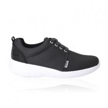 Giày sneaker nam Sutumi M003 - Xám đậm