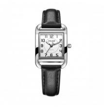 Đồng hồ nữ Julius Hàn Quốc dây da JA-954 JU1180 (đen)