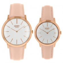 Đồng hồ đôi HL40-S-0288 - HL34-S-0222 Iconic