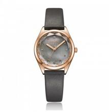 Đồng hồ nữ Julius Hàn Quốc dây da JA-973E JU1233 (xám)