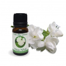 Tinh dầu hoa nhài hữu cơ 100 nguyên chất (10ml) - Tinh dầu hữu cơ Oresoi
