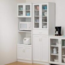 Bộ tủ bếp 8464698 - sản phẩm Nhật Bản - màu trắng