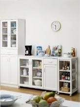 Bộ tủ bếp 8464699 - sản phẩm Nhật Bản - màu trắng