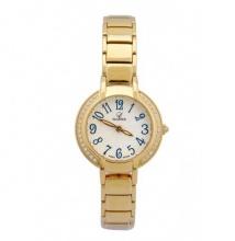 Đồng hồ nữ Valence Hàn Quốc cao cấp VC-015B (vàng)
